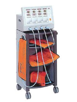 磁気加振式熱治療器